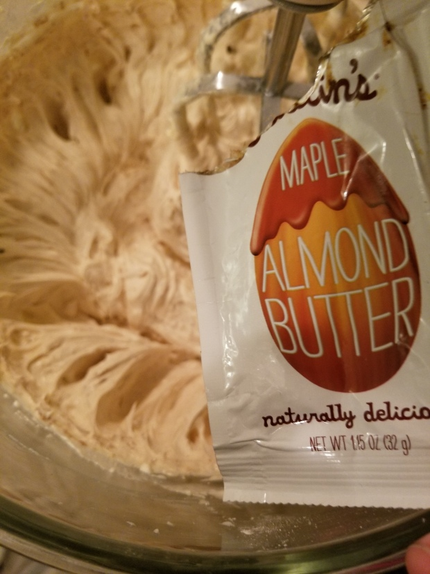 Almond Butter Vegan & Refined Sugar Free Frosting