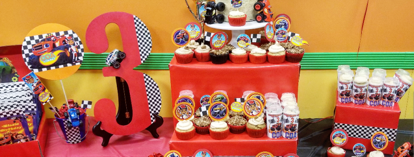 Vegan & Refined Sugar Free Cupcakes & Cake Push Pops